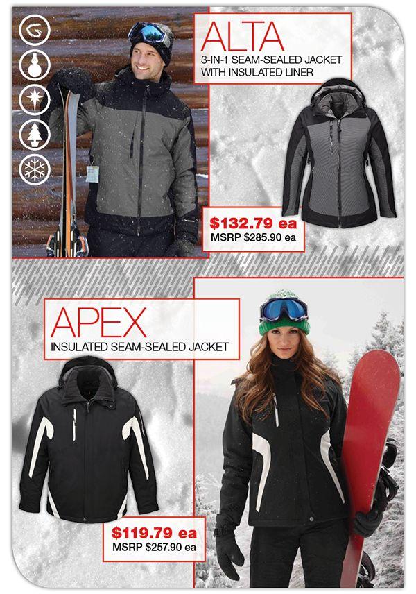 Jacket Prices Frozen Until Dec 31, 2012
