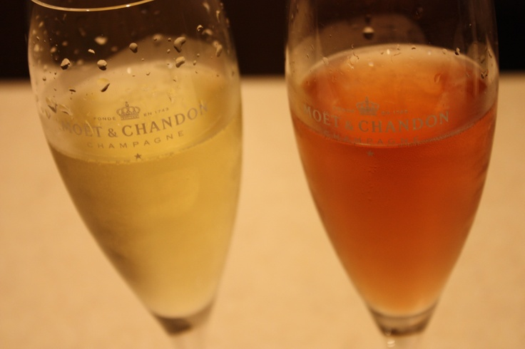 Champagne tour at Moet and Chandon in Epernay France!