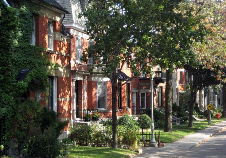 I'm still discovering the joys of my own neighbourhood. By Marylin Smith Carsley
