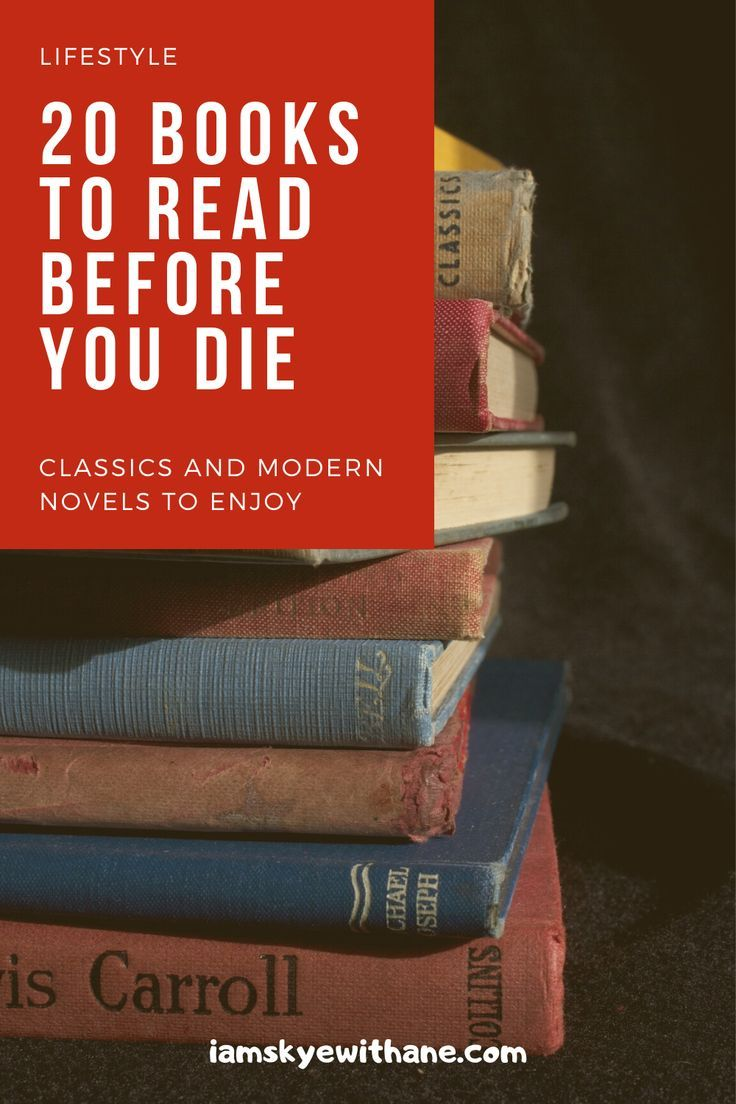 20 Books To Read Before You Die I Am Skye With An E In 2020 Books To Read Before You Die Books To Read Modern Novel