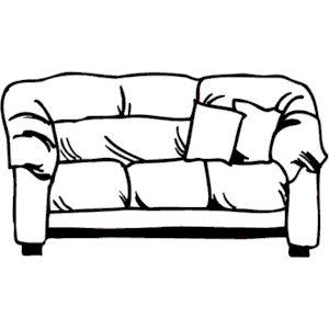 Macchia su divano bianco/chiaro in microfibra non sfoderabile | vivere verde