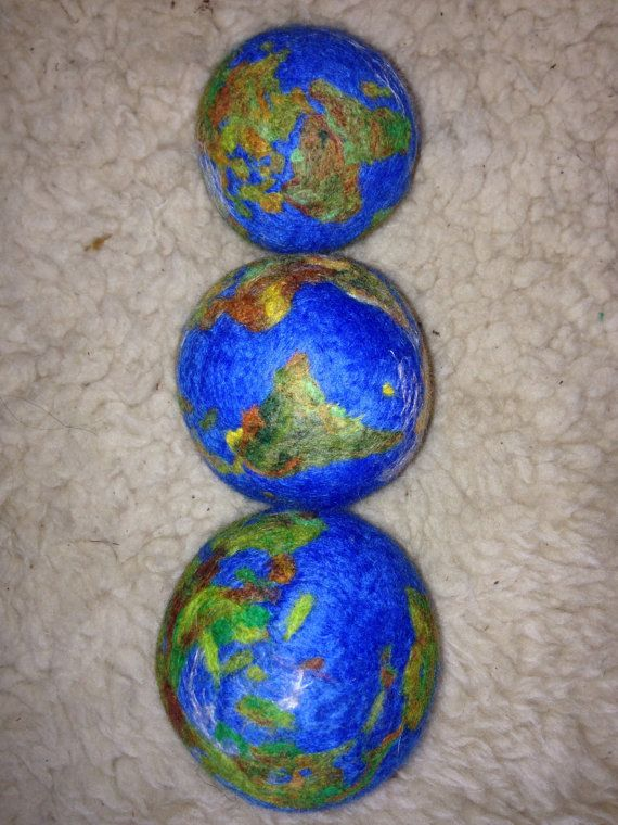 3 Out of This World EARTH Day Love Our Planet Set XXXL, XXL, Big Mom + size -  Merino Wool
