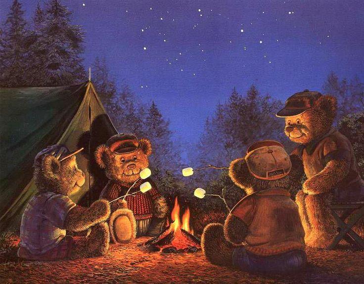 Campfire Treats ~ John Bindon