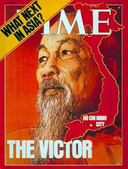 Ho Chi Minh, Time Magazine, May 12, 1975