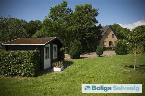 Hornsyldvej 5, Vrigsted, 7140 Stouby - Solid ejendom med god bolig og erhvervsmuligheder #stouby #selvsalg #boligsalg #boligdk