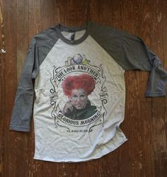 Hocus Pocus Halloween Shirt - Winifred Sanderson - Oh look another glorious…