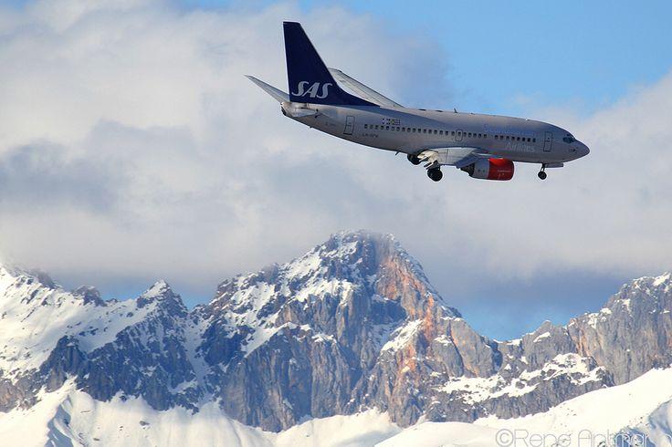 SAS | Boeing 737-600 |LN-RPW | Innsbruck | LOWI | INN