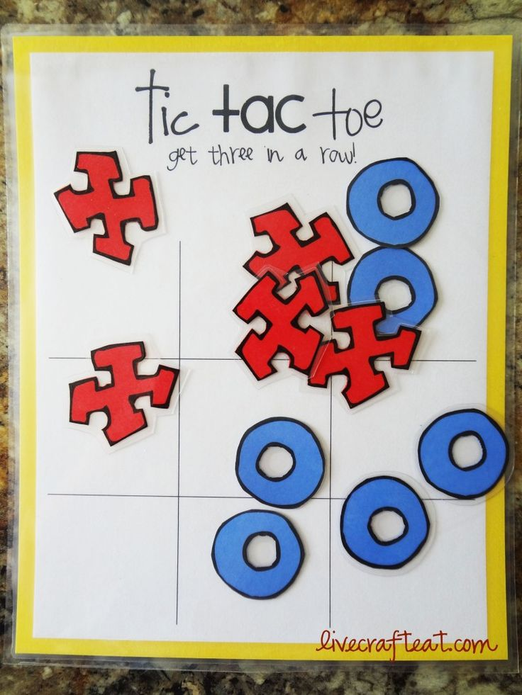 tic tac toe game - free printable. great for general conference or church on sundays!