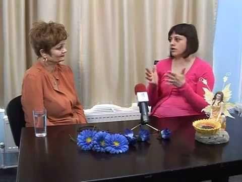 Niculina Gheorghita la Viata in armonie, TV Neamt, 27 aprilie 2013, part...