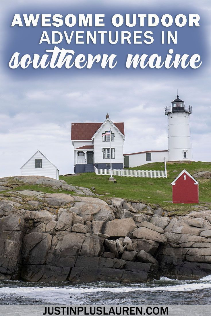 Things to Do in Southern Maine: The Best Outdoor Adventures in the Maine Beaches Region