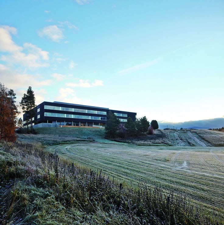 architecture norway | Nord-Østerdal Upper Secondary School, Tynset