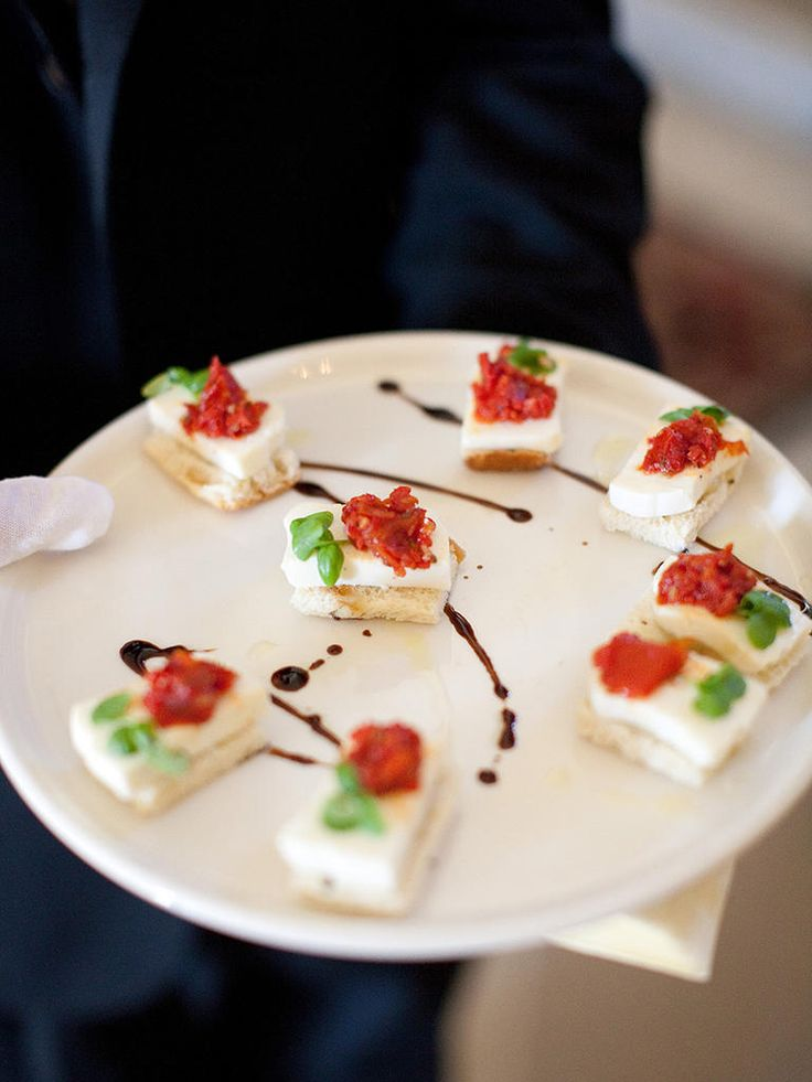 21 Mouthwatering Gourmet Foods for Your Wedding