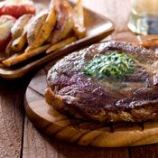 Steak and Drink in Blackpool - Part of the Ultimate Party Night Package!