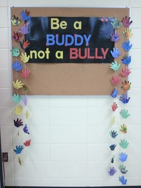 Prairie Valley Elementary Guidance Counseling: Be a BUDDY not a BULLY