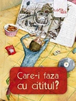 Liviu Papadima - Care-i faza cu cititul? -