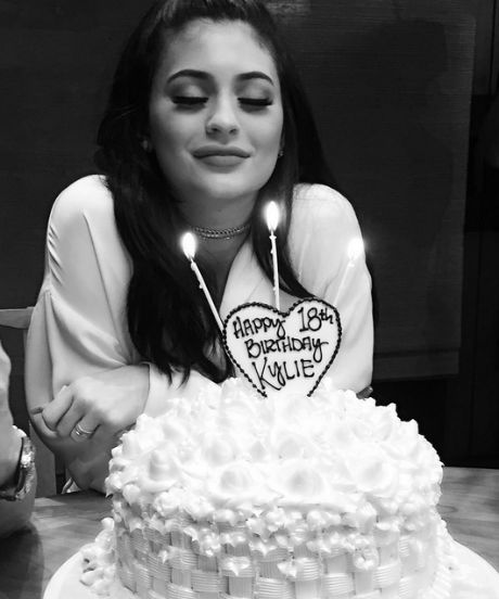 Kylie Jenner's 18th birthday celebrations have kicked off, and they're already AMAZING