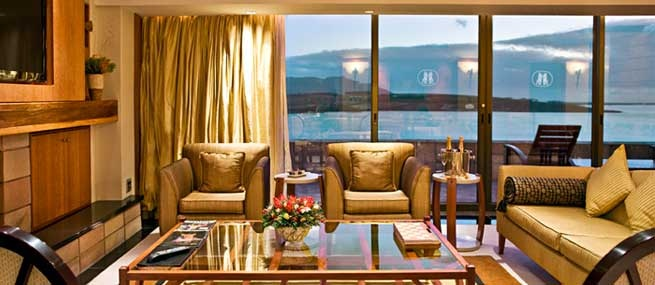 Suite Lounge - Arabella Hotel and Spa -  Western Cape Africa