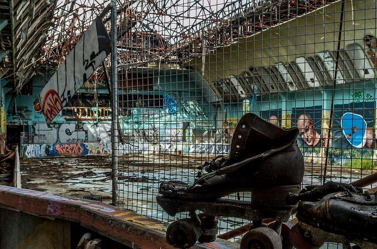 Brisbane S Abandoned Red Hill Skate Arena Urban Ghosts