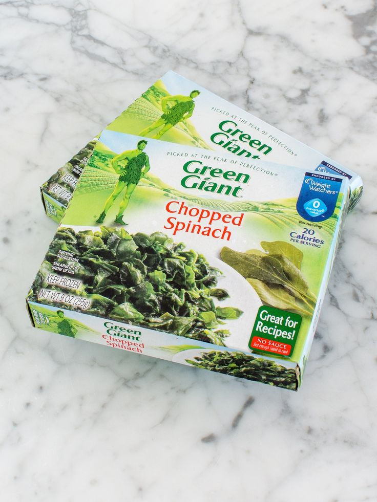 5 Ways to Cook with Frozen Spinach — Shop Your Freezer