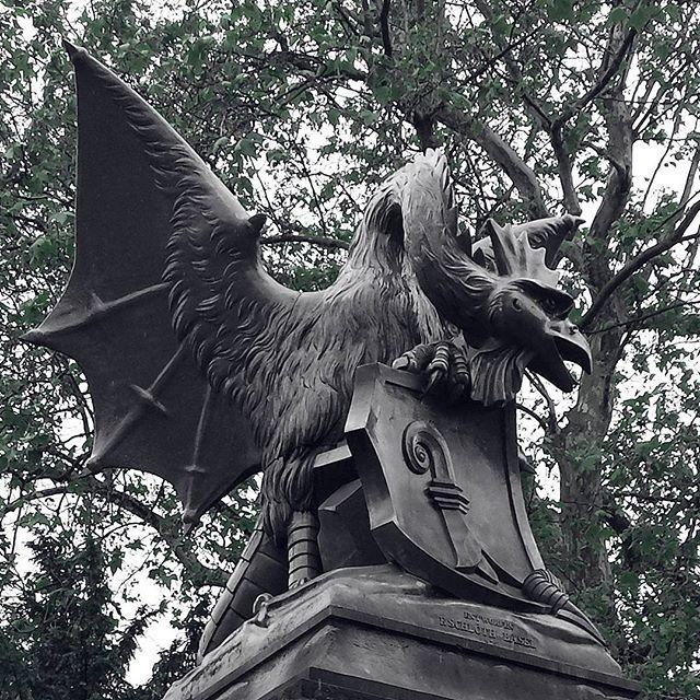PHOTO DIARY: BASILISKS AND WHERE TO FIND THEM  on epicstreetstyle.com . .  magic basel travel mytinyatlas mythical creature basilisk