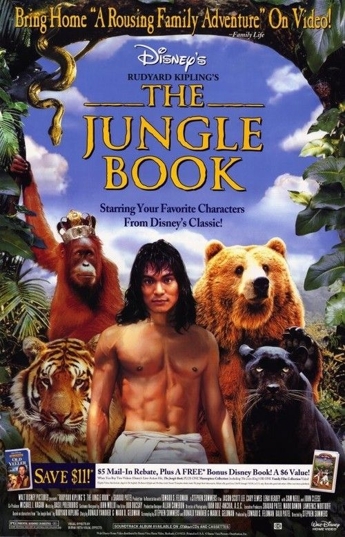 The Jungle Book 1994 full Movie HD Free Download DVDrip
