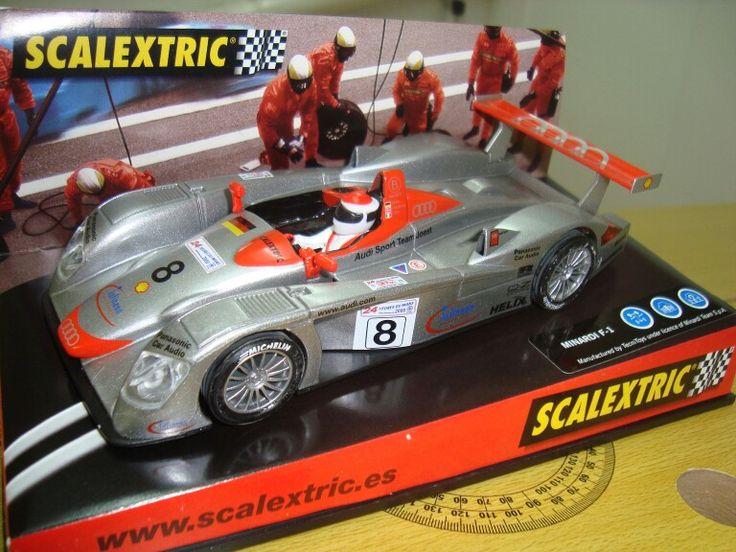 AUDI R8 2º Le Mans 2000