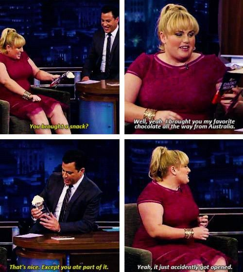 Hilarious sh*t Rebel Wilson says (18 photos)