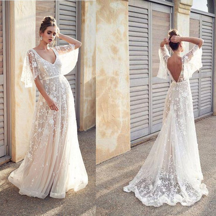 white lace dress #lacedress #lace #fashion #dress #weddingdress