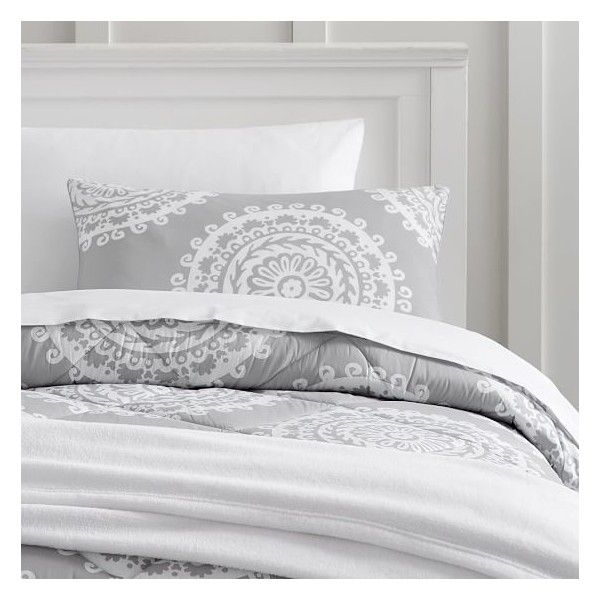PB Teen Medallion Florette Deluxe Comforter Set with Comforter, Sheet... ($129) ❤ liked on Polyvore featuring home, bed & bath, bedding, bed sheets, twin xl bed sheet sets, x long twin sheet sets, twin xl sheet sets, pbteen and plush bedding