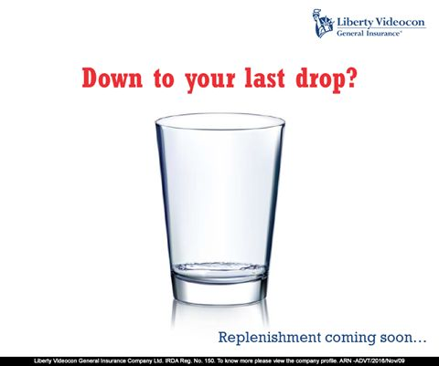 No more worries about unnecessary refills! Announcing our surprise soon! #libertyvideocon