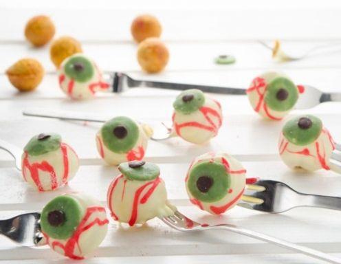 39 besten Halloween Rezepte Bilder auf Pinterest   Halloween rezepte ...