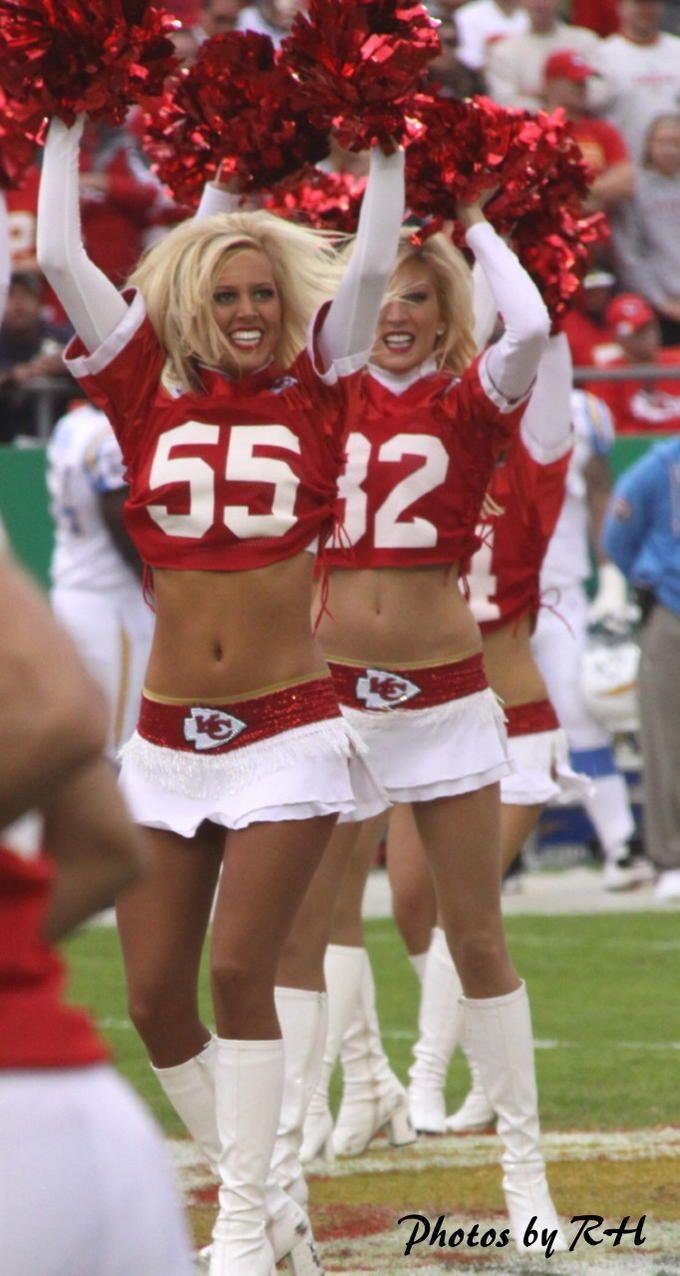 chiefs cheerleaders 2013