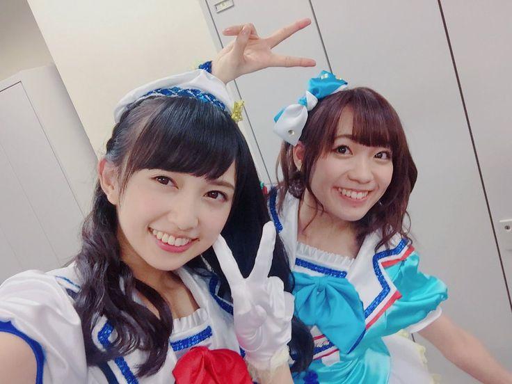 小宮有紗official @box_komiyaarisa 昨日は「NAOMIの部屋」公開収録させて頂きました⌄̈⃝10/22(午前1時25分〜 ※金曜深夜)の放送です!収録はとても緊張しましたが、Aqoursらしく楽しく歌っているのが皆さんに伝わるといいなぁ^ ^✨ 放送は少し先ですがお楽しみに ありしゅかとダイマルビィ