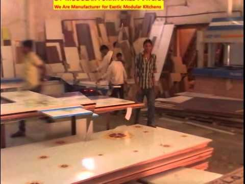 G P Modular Furnitures Pvt Ltd. - Modular Kitchen in Bangalore, Interior Contractor, Modular Wardrobes, Modular Work Station, Interior Wood Work , Interior Designer , Sleek Modular Kitchen,