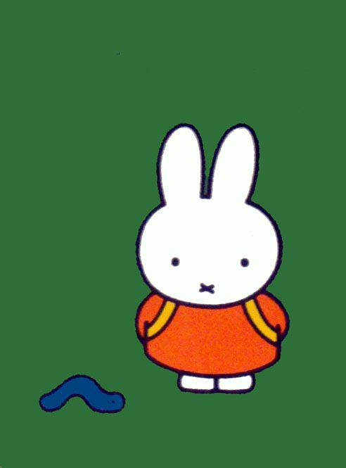 Miffy and the Catepillar