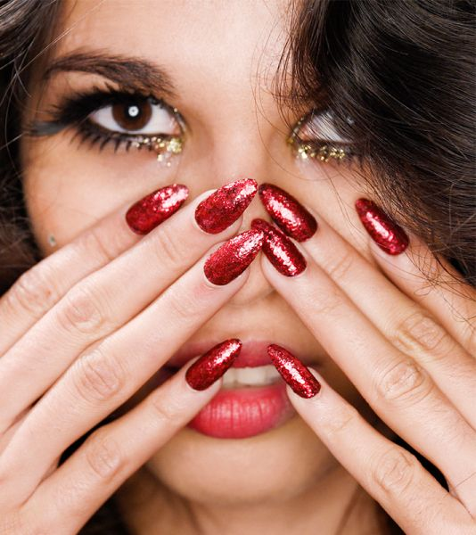 496 best nails images on pinterest nail polishes nail polish 17 new years eve nails inspo pictures stylecaster sciox Images