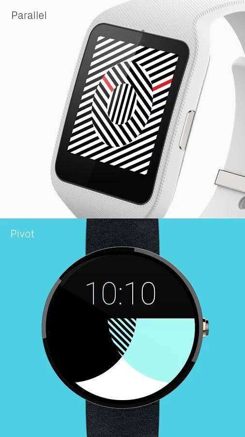 ustwo Watch Faces - screenshot
