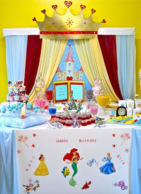 15 best Disney Theme Party Ideas images on Pinterest Disney