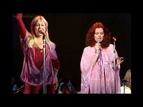 ABBA - Gimme! Gimme! Gimme! (Wembley '79 - semi-widescreen) - HD MAX HQ - YouTube