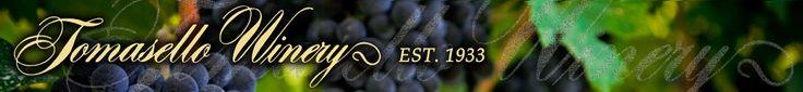 Tomasello Winery .:. New Jersey Winery & Vineyard .:. Purchase NJ Wines