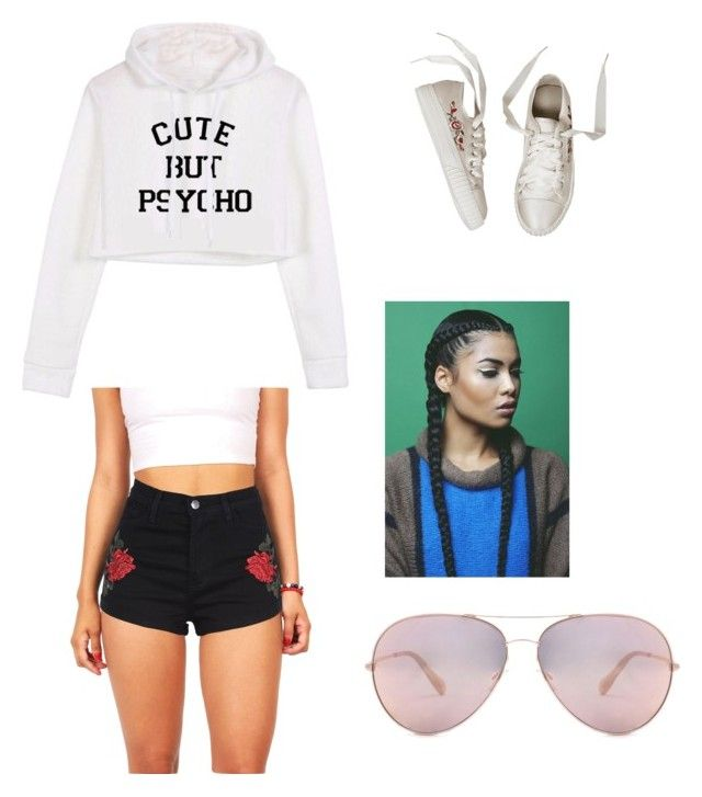 """""""Casual"""" by izzybizzyboo on Polyvore featuring Oliver Peoples"""