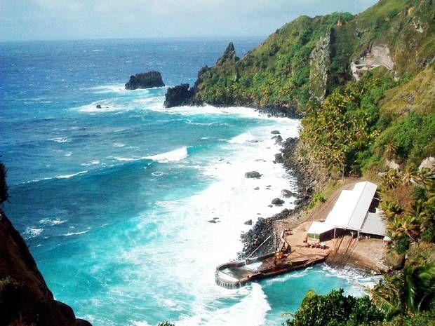 from Braden gay pitcairn island