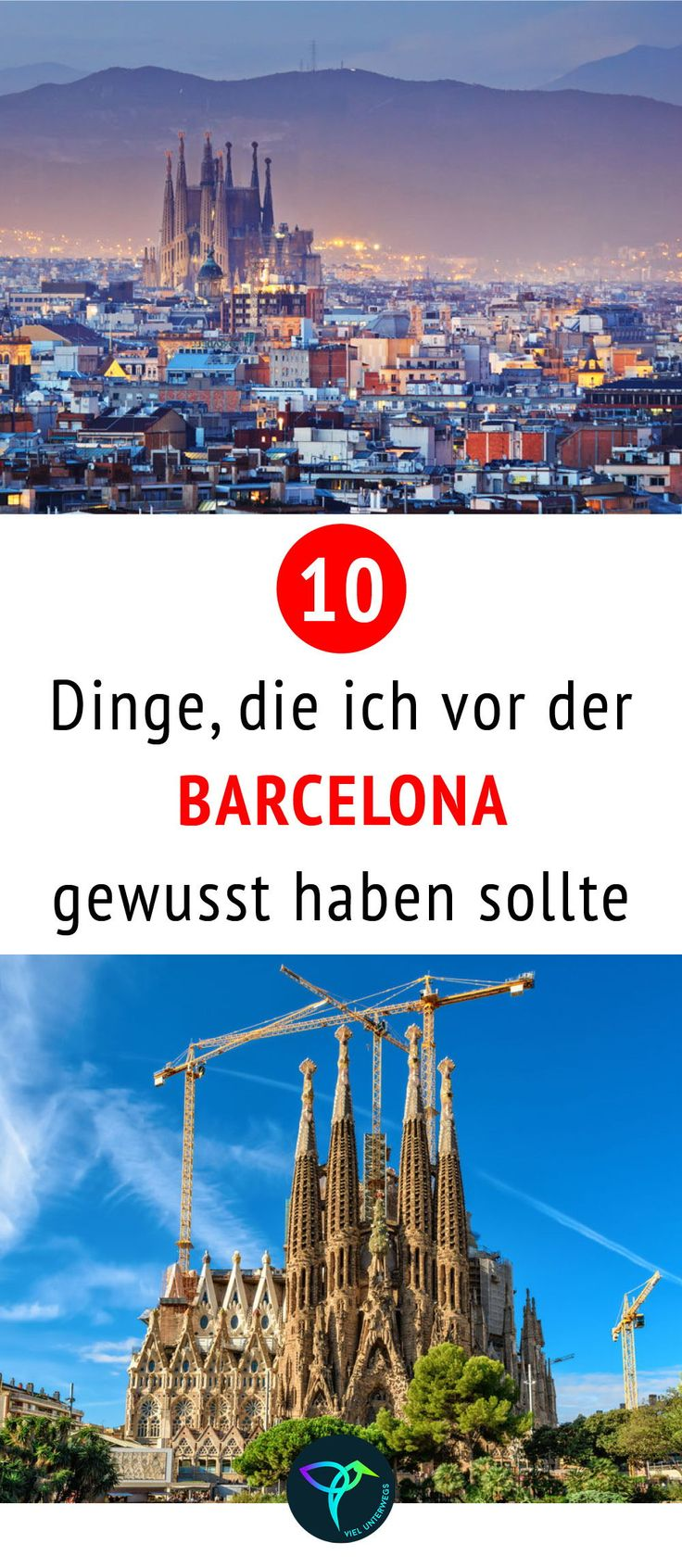 3 days Barcelona: insider tips with sights