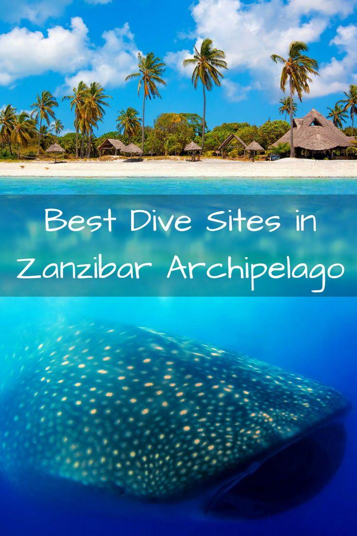 best dive sites in zanzibar archipelago scubadiving world diving