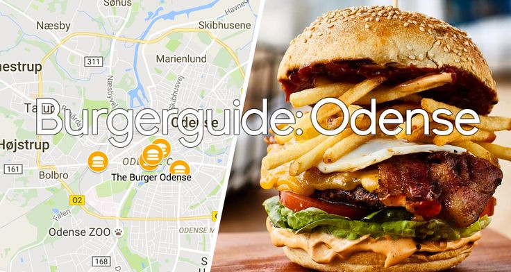 Burgersulten i Odense? We got you covered