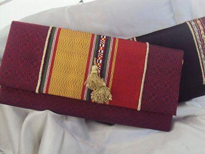 sac  multicolore