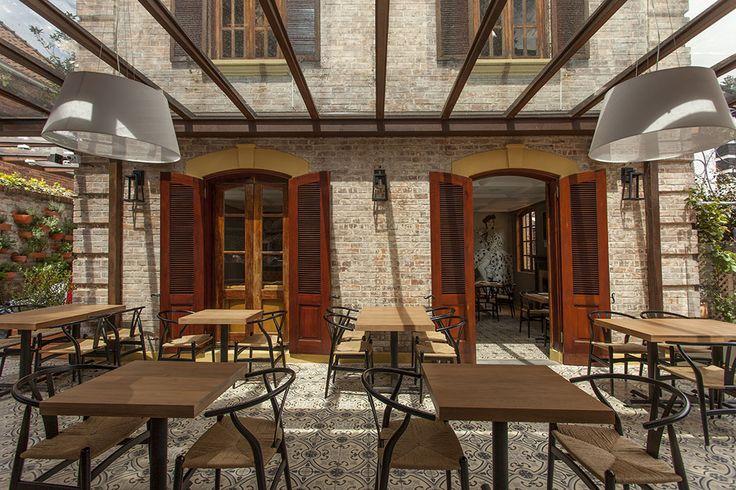V.O Restaurante - Bogota, Colombia - Paola Rozo Interior Design