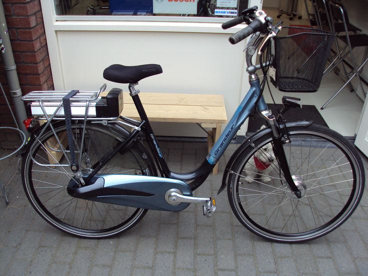 Grandeur souplesse originele goedkope elektrische fiets omgebouwd naar een stille storingsvrije elektrische fiets