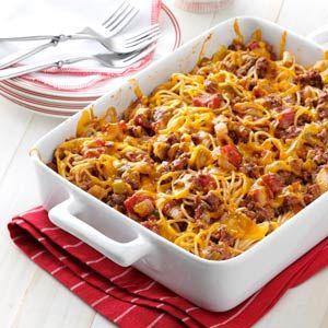 Confetti Spaghetti Taste of Home