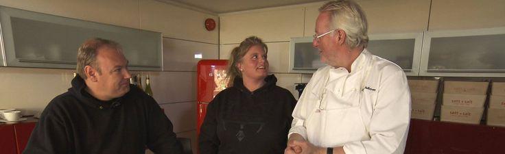 Hellstrøms kyllingvinger med ris | TV3 Mat